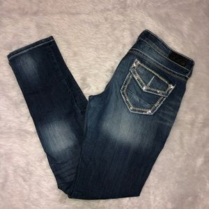 Daytrip aries skinny jeans size 29 long